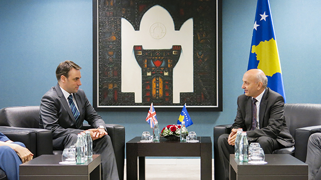 Ambasadori Britanez në Kosovë, Ruairi O'Connell, ka thënë se shqetësimet e ngritura nga Amnesty International rreth veprimeve të Policisë duhet të investigohen.