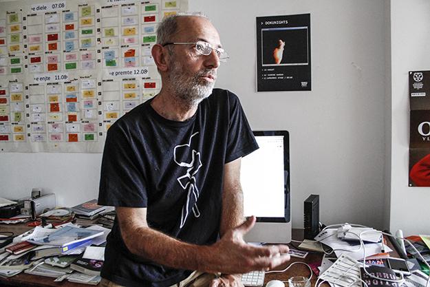 Veton Nurkollari, drejtori artistik i DokuFest-it