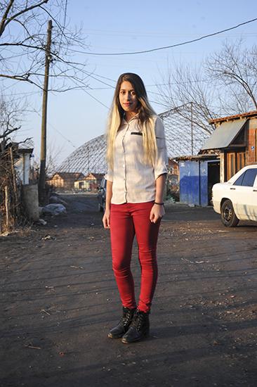 Sallvahe Shaqiri (Vushtrri, 17). Photo: Atdhe Mulla / K2.0.