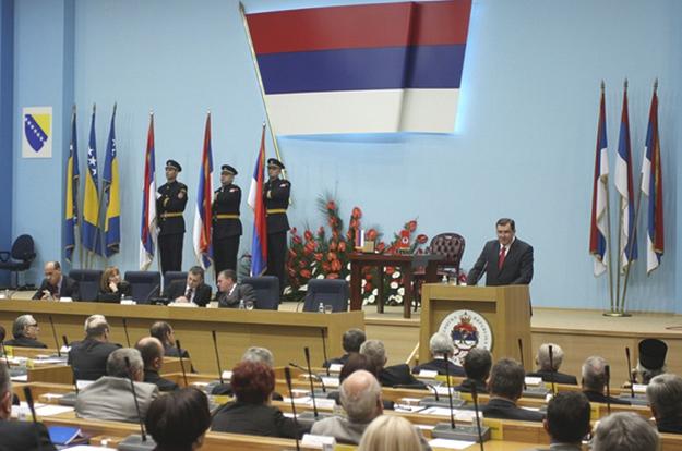 Në korrik, Kuvendi i Popullit të Republika Srpska miratoi një propozim për referendum mbi institucionet e drejtësisë.