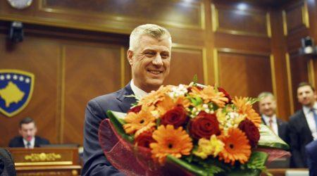 thaci-president