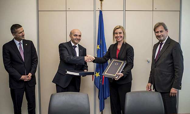 Kosovo recently signed a Stabilisation Association Agreement with the EU, becoming the last country in the region to do so.